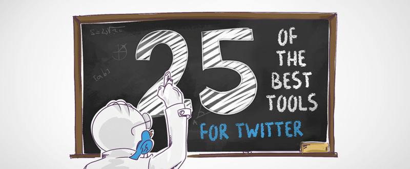 25 Twitter Tools Intro